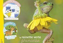 La Petite Salamandre (4-7 ans) / La revue des enfants curieux de nature www.petitesalamandre.net