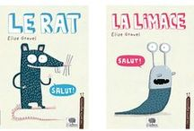 Livres Petite Salamandre