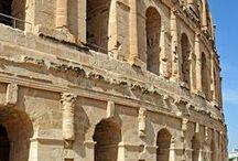 Theatres & Amphitheatres.