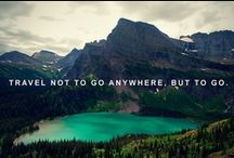 Travel Quotes / Be inspired to travel...