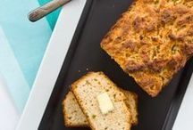 Bread & Biscuits / How do you make basic bread and biscuit recipes better? Add Organic Creamery cheese!