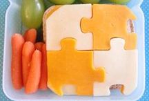 Back to School / Pack fantastically healthy and delicious lunches for your children this coming school year with Organic Creamery cheese. Check out these delectable recipes for some (p)inspiration!