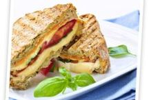 Sandwiches, Wraps & Grilled Cheese