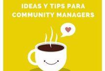 Para Community Managers / Información sobre Redes sociales, Marketing y Social Media