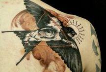 tattoos and tattoo art.