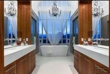Bathroom Beauty / 'Bathroom - A place to wash worries away'
