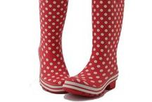 Festival Wellies / Check out our festival wellies range, great for keeping your feet dry and mud free!
