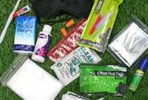 Festival Survival Kits / A selection of kits to make your life easier at summer festivals!