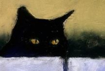 Cat ART / Artwork with cats as the subject #cats #art