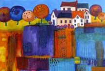Landscape & Countryside ART / Creative landscape and countryside artwork