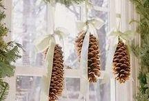 Holidays | It's Christmas Time! / Christmas Decor and DIY Craft Ideas
