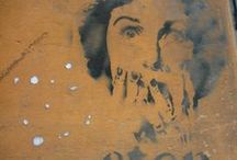 Rome street art.