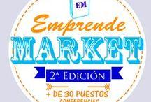 Emprende Marker / Mercado de los emprendedores que se celebra una vez al mes