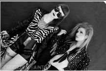 GLAM ROCK CUSTOM MADE CLOTHING by Forgotten Saints La / GLAM ROCK INSPIRED CUSTOM MADE STAGE CLOTHING