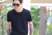 Bang Minsoo (방민수) / You are real n how i feel about u   Eye Smile   November 4,1992   C.A.P   Teen Top   husband