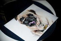 Moje rysunki / http://kwitnacywrzos.blogspot.com