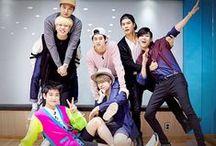 GOT7 / Come n Get it, I GOT 7   debut January 16, 2014   Jb '94  Mark '93   Youngjae '96   Jr '94   Jackson '94   Bambam '97   Yugyeom '97