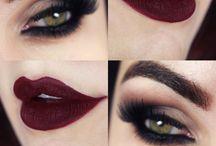 Make up / Inspirações de maquiagem