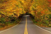 Paths, Ways, Roads, ...
