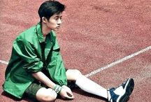 Kim Han Bin / Leader iKON | oktober 22, 1996 | Song writer | and i like him so much