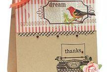 Scrapbooking / ...maravillas con papel y cartón