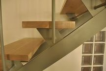 Stairs / Interior staircase