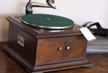 FYLP Phonographs / Phonographs are a rarity these days but we have the pleasure of seeing them often in our business. Phonographs hold so much history and are made with  incredible craftsmanship. We wanted to share this beauty with you.