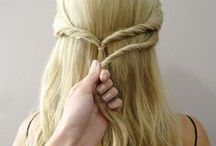 how to do hairstyles / everything you need to know on how to style your hair