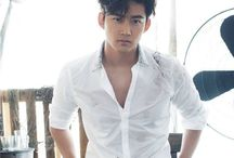 Ok Taecyeon (옥택연) / Ok Taec Yeon | December 27, 1988 | member from 2pm |
