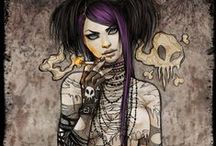 GothicAnime / DarkArt