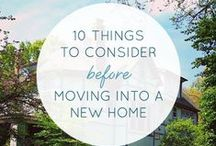 Moving Tips / Everything you need to know before, during and after your move!
