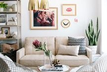 Ideas for the House / Mood board with various feels and ideas for the house