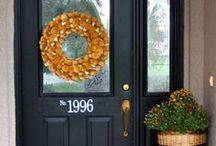 Seasons | Autumn / Fall Decor, Tips and Ideas