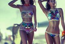 Beachwear / Biquini, maiôs, túnica, saídas de praia e tudo mais