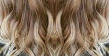 Ombre and Balayage @ Andreas Hogue Salon / Beautiful colors by the team at Andreas Hogue Salon