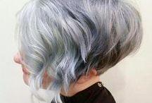Fun hair colors @ Andreas Hogue Salon / Trend hair colors done by Andreas Hogue Salon