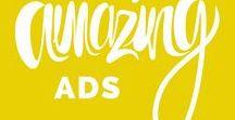 Anuncios creativos / campañas de marketing y publicidad creativas, originales, diferentes por su mensaje y forma
