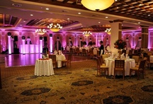 Event Lighting / Looking for L.E.D. Uplighting, Platinum Lighting, Ultimate Lighting, Custom Monograms for your event? Check out our board and our website spinnersent.com.