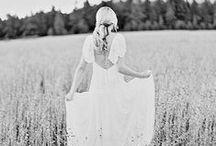 Brides & Wedding Outfits / Vestidas de boda / Inspiración para novias e invitadas. Inspirational outfits for brides and guests