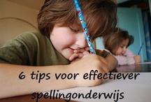 Spelling / by Juf Laila