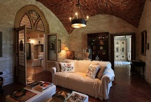Domaine du Buc, RDC / salon, salle à manger , cuisine du Domaine du Buc, chambres d'hôtes de charme aux portes d'Albi
