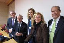 Inauguración IV Promoción 2013 / Imágenes del acto de inauguración de la IV promoción de Expertos en Periodismo Gastronómico y Nutricional.