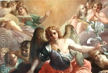 Baroque Movement Paintings / Baroque Movement Paintings and Art Replicas