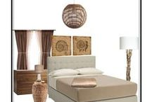 Bedroom Moodboards by A-Interior Designs / Bedroom Moodboards by A-Interior Designs