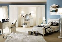 Teenage girl room ideas / Teenage girls love to have unique rooms!