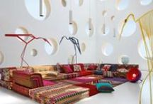Sofas, sectionals, loveseats / Beautiful sofas, sectionals and loveseats of every taste:)