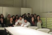 Paco Roncero Taller 2013 / Visita de los alumnos de la IV Promoción de Periodistas Gastronómicos y Nutricionales de la Fac. CC de la Información (UCM) al Casino de Madrid, Paco Roncero Taller.