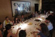 Comida El Bodegón, cierre IV Promoción / El 8 de julio de 2013 tuvo lugar la comida con la que despedimos la IV Promoción de Periodistas Gastronómicos y Nutricionales de la Fac. de CC de la Información de la UCM