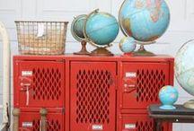 Mobiliario-objeto reciclado