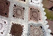 crochet/haken / by Edith Hofstra